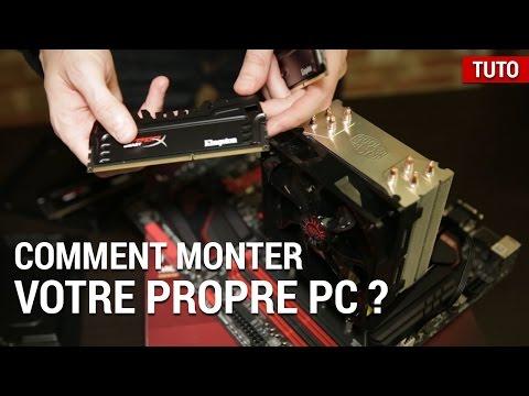 ► Tuto - Comment monter votre propre PC ?