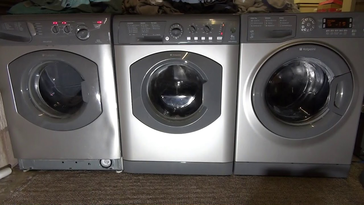 hotpoint wf541 only gets more broken youtube rh youtube com Aquarius Hotpoint Washer Dryer Hotpoint Aquarius Washing Machine Manual