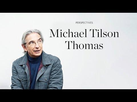 Michael Tilson Thomas: 2018–2019 Perspectives Artist