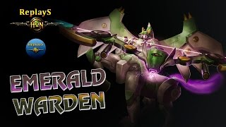 Heroes of Newerth - Emerald Warden - Immortal - Darkwind_XD 1710 MMR