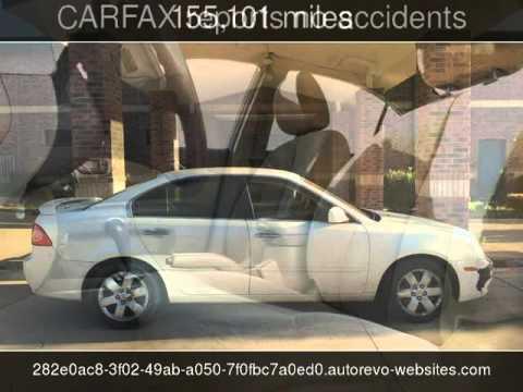 2007 Kia Optima EX Used Cars - Carrollton,TX - 2016-03-22