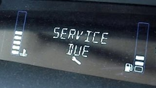 "🛠️ How to reset ""SERVICE DUE"" message in 🚗 Renault Scenic II"