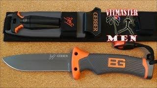 Нож выживания Gerber Bear Grylls