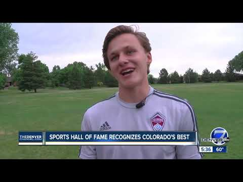 Athlete's courage in face of cancer earns Colorado Sports Hall of Fame Honor