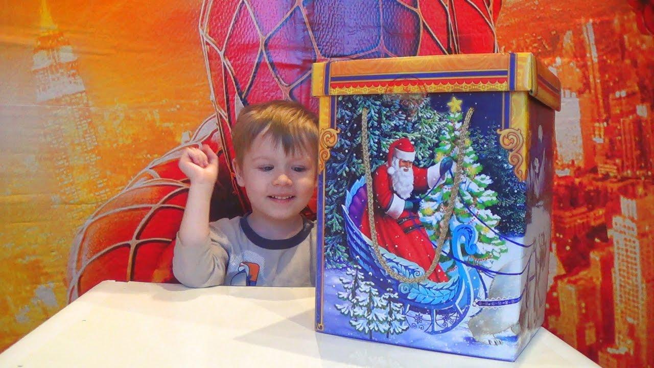 Подарок на новый год - Видео для детей