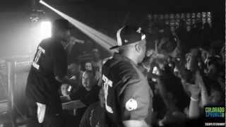 #CSTV: Stevie Stone - 808 Bendin + Midwest Explosion (Acapella) (Live)