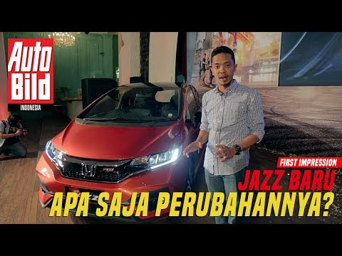 Honda Jazz RS 2017 First Drive Auto Bild Indonesia