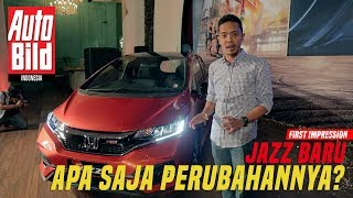 Video Honda Jazz RS 2017 | First Drive Review | Auto Bild Indonesia download MP3, 3GP, MP4, WEBM, AVI, FLV September 2017
