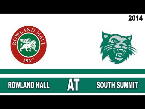 South Summit Volleyball vs Rowland Hall