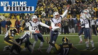 "Patriots vs. Steelers ""AFC Heavyweight Matchup Ends in Controversy"" (Week 15) 