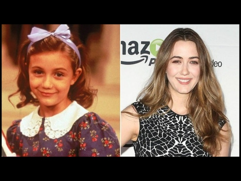 THEN AND NOW: MADELINE ZIMA'S TRANSFORMATION FROM THE CUTE KID IN 'THE NANNY' TO A GROWNUP ACTRESS