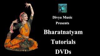 Bharatanatyam Training Lessons For Beginners DVD clip