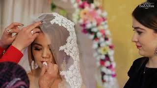 Кабардинская свадьба  Резуан и Жанна 7 11 2015 г  Баксан, р н Жемчужина Видеосъе