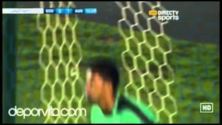 Gol de Jedinak, Ecuador 0-2 Australia