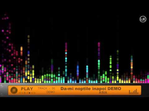 Asia- Da-mi noptile inapoi karaoke instrumental negativ DEMO