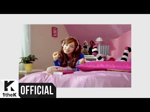 [MV] KARA(카라) _ Pretty Girl