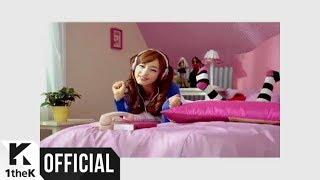 MV KARA카라  Pretty Girl
