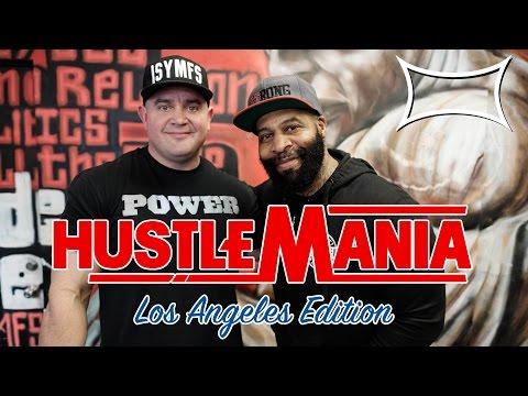 Mark Bell visits C.T. Fletcher | Hustlemania 6