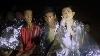 Trapped in a Cave: How to Rescue the Wild Boars Soccer Team