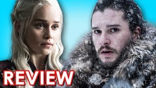 Game of Thrones Season 8 Episode 1 REVIEW (Season Premiere 2019)