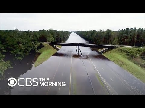 Wilmington Nearly Isolated From Rest Of North Carolina