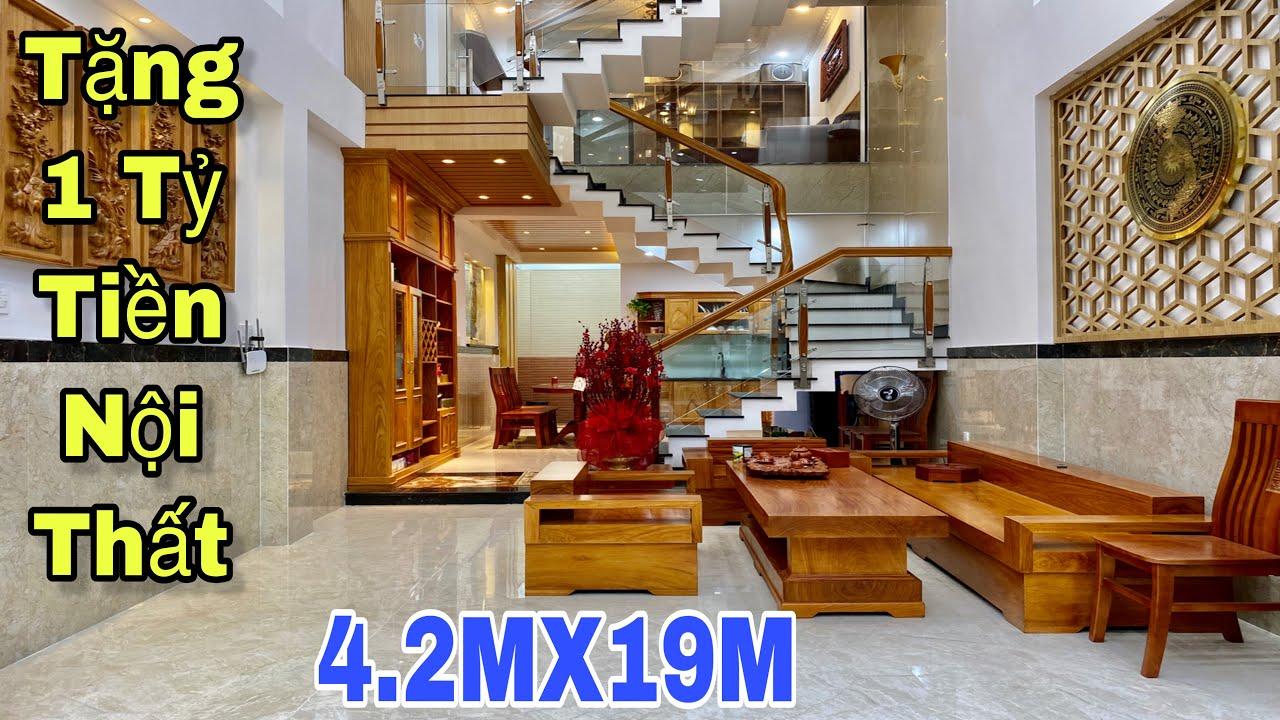 Bán nhà Gò Vấp| Nhà mặt tiền xây ở đường Lê Văn Thọ kinh doanh buôn bán sầm uất tất cả ngành nghề