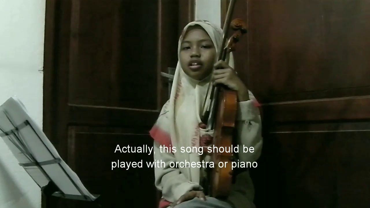 Concerto No 5 1st Movement-Seitz by kid (Firda 10 y o of 3/4 ff Indonesia)