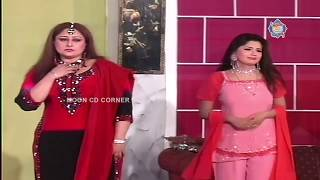 Mastana and Nasir Chinyoti Stage Drama Tension Full Comedy Clip