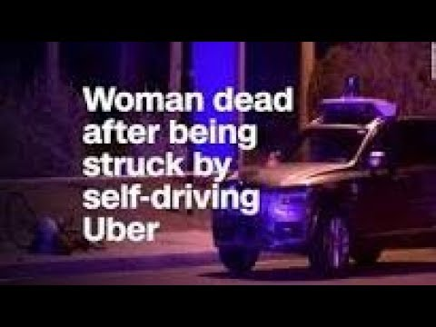 Uber Autonomous Car Accident Kills Arizona Woman