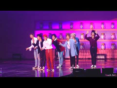 180113 방탄소년단(BTS) 21st Century Girls / 4TH MUSTER by Peach Jelly
