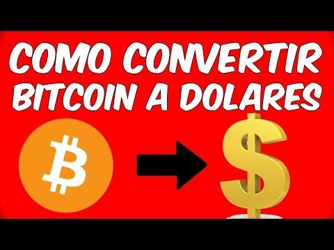 Como CAMBIAR BITCOIN A DOLARES Y COBRAR Con TARJETA Transformar Bitcoin A Dinero Real 2020