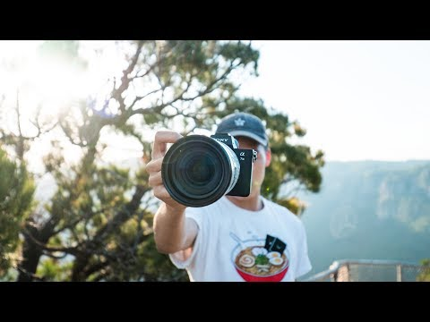 Sony A7 III Review // Blue Mountains Roadtrip by Georges Cameras