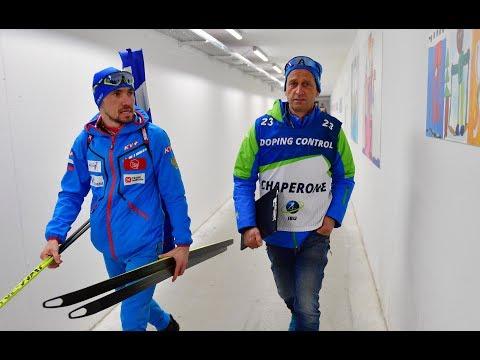 Затравленный чемпион Логинов досрочно завершает сезон. Биатлон 2019-2020