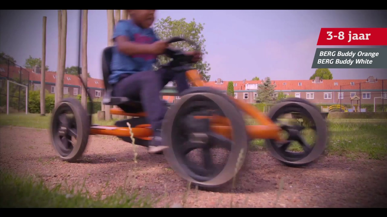 Berg Skelter Extra Sport BFR Rood De Boer Drachten