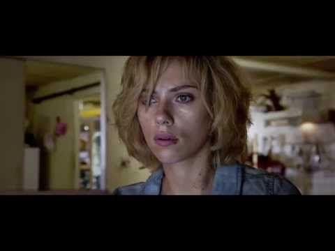 First trailer for Luc Besson's Lucy starring Scarlett Johansson