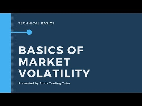 What Is Volatility - Stock Market Basics  Fundamental NSE BSE Nifty STT