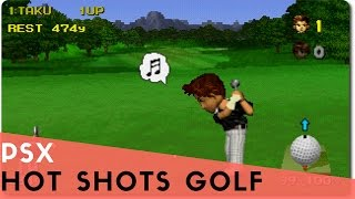 PSX Longplay #17: Hot Shots Golf / Everybody