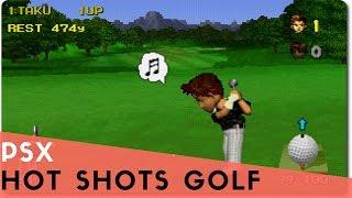 PSX Longplay 17 Hot Shots Golf  Everybody39;s Golf
