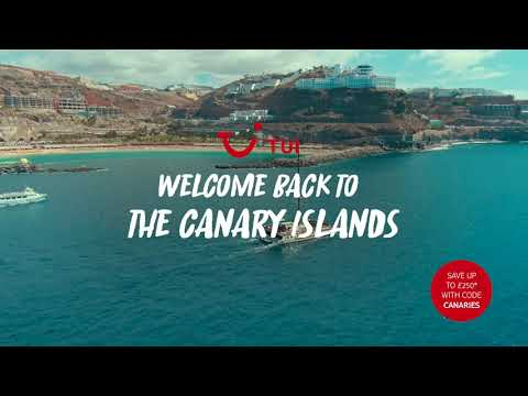 Welcome back to the Canary Islands | Ad
