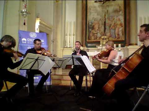 Mozart Clarinet  Quintet K581 in A      4- Tema con Variazioni