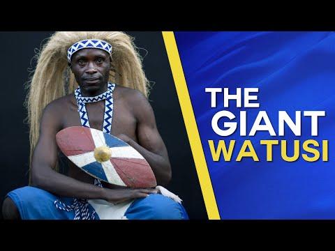 The Giant Watusi - Documentary about Belgian Ruanda-Urundi
