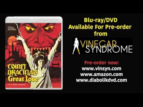 Count Dracula's Great Love [Vinegar Syndrome :30 Blu-ray Teaser]
