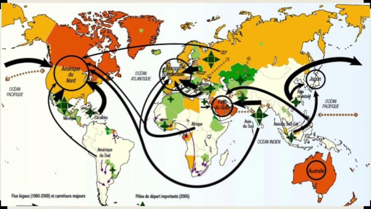 【紐約文化沙龍】第132期:全球化退潮中的移民時代 - YouTube