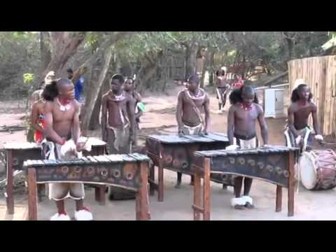 Mantenga Cultural Village Music - Swaziland