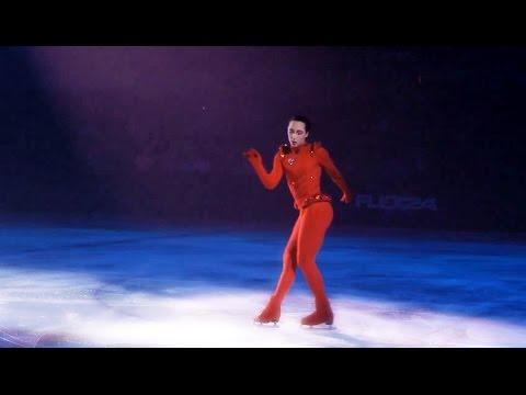 Johnny Weir, 'Bloody Mary/Hell': Halloween on Ice 2015, Syracuse, NY