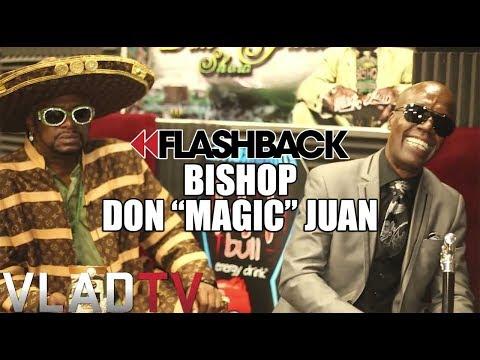 Flashback: Don Magic Juan  Khloe Kardashian Should've Stayed w Lamar