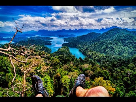 Best Views in Thailand: Khao Sok National Park
