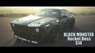 BLACK MONSTER Rocket Boss S14