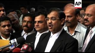 Appeal of death sentence of surviving gunman of Mumbai attacks