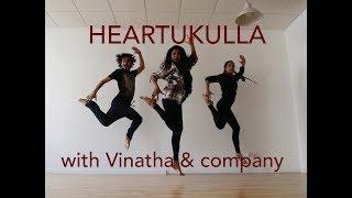 Gulaebaghavali | Heartukulla Dance | Prabhu Deva | Vinatha Sreeramkumar Choreography